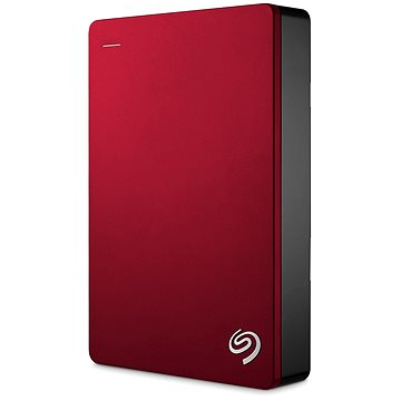 Seagate BackUp Plus Portable 5TB červený (STDR5000203)