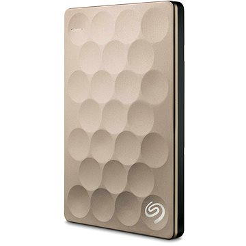 Seagate BackUp Plus Ultra Slim 1TB Gold (STEH1000201)