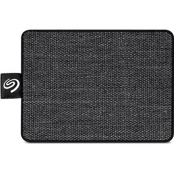 Seagate One Touch SSD 1TB, černý (STJE1000400)