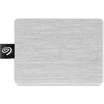 Seagate One Touch SSD 500GB, bílý (STJE500402)
