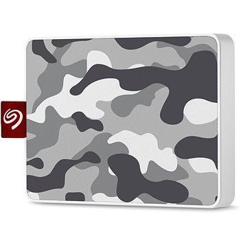 Seagate One Touch SSD 500GB, šedý/bílý (STJE500404)