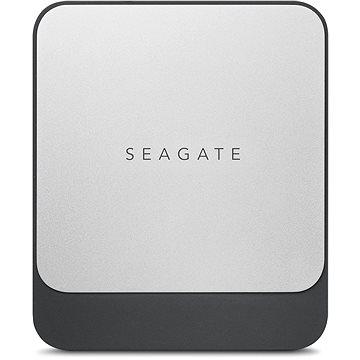 Seagate Fast SSD 500GB, černý (STCM500401)