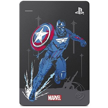 Seagate PS4 Game Drive 2TB Marvel Avengers Limited Edition - Avengers Assemble (STGD2000206)