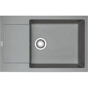 FRANKE MRG 611-78 BB 780x500 šedý kámen (114.0363.221)