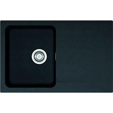 FRANKE OID 611-78 černý 780x500mm (114.0288.588)