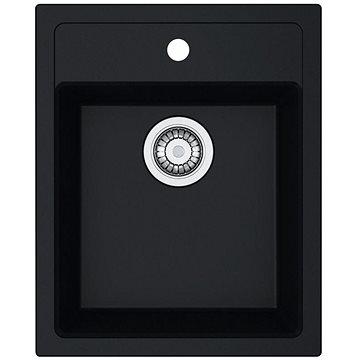 FRANKE SID 610-40 430x530 černá (114.0503.041)