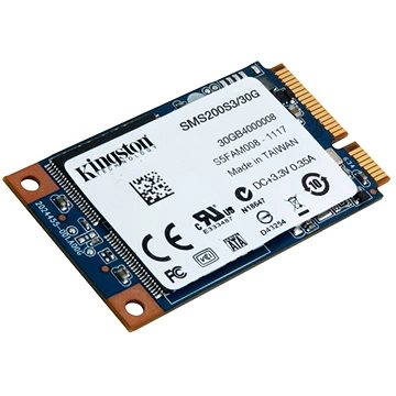 Kingston SSD 30GB SSDNow mS200 (SMS200S3/30G)