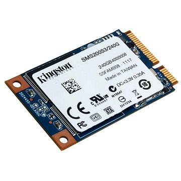 Kingston SSD 240GB SSDNow mS200 - SMS200S3/240G
