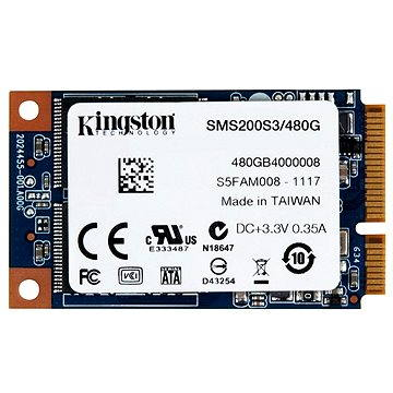 Kingston SSD 480GB SSDNow mS200 - SMS200S3/480G