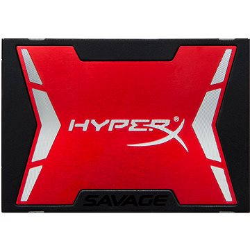 Kingston HyperX Savage SSD 120GB Upgrade Bundle Kit (SHSS3B7A/120G)