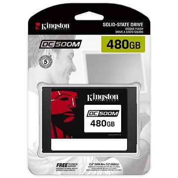 Kingston DC500M 480GB (SEDC500M/480G)