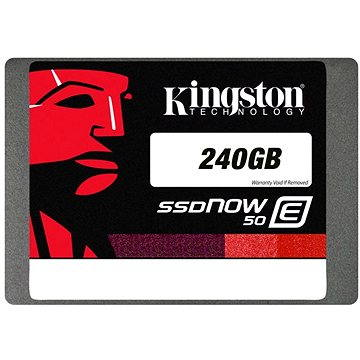 Kingston SSDNow E50 240GB 7mm - SE50S37/240G