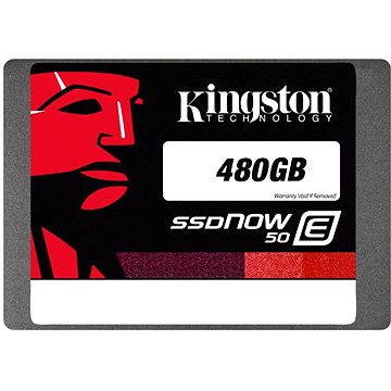 Kingston SSDNow E50 480GB 7mm - SE50S37/480G