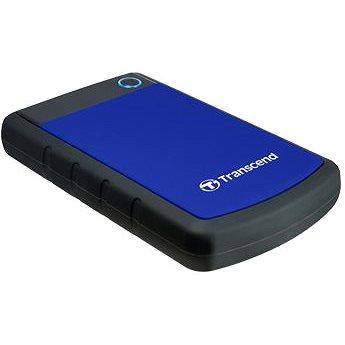 Transcend StoreJet 25H3B SLIM 4TB černo/modrý (TS4TSJ25H3B)