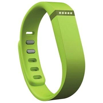 Fitness náramek Fitbit Flex Lime (810351021056) + ZDARMA Digitální předplatné Běhej.com časopisy - Aktuální vydání od ALZY