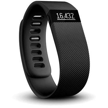 Fitness náramek Fitbit Charge Small Black (FB404BKS-EU)