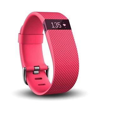 Fitness náramek Fitbit Charge HR Large Pink (FB405PKL-EU)