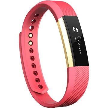 Fitness náramek Fitbit Alta Gold Pink Small (FB406GPKS-EU)