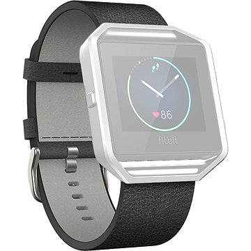 Fitbit Blaze Leather Black Large (FB159LBBKL)