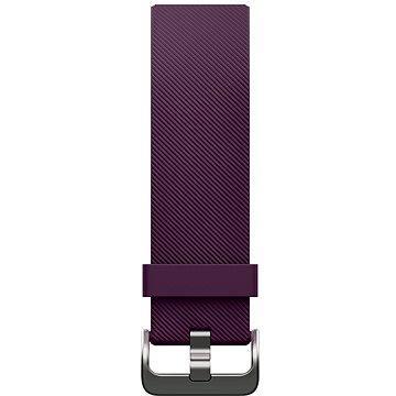 Řemínek Fitbit Blaze Classic Plum Large (FB159ABPML)