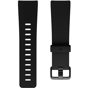 Fitbit Versa Classic Accessory Band, Black, Small (FB166ABBKS)