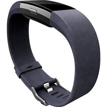 Fitbit Charge 2 Band Leather Indigo Large (FB160LBIGL)