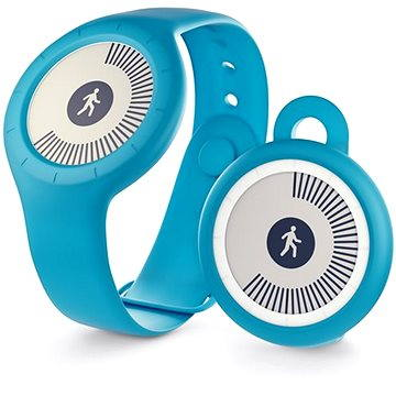 Fitness náramek Withings Go Blue (70148101)