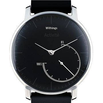 Chytré hodinky Withings Activité Steel Black (70129002)