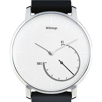 Chytré hodinky Withings Activité Steel Black/ White (70180101)