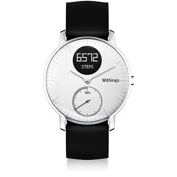Chytré hodinky Withings Steel HR White (36mm)