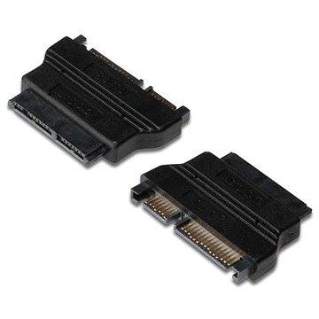 PremiumCord - konvertor Micro SATA16pin F --> SATA22pin M (4016032269083)