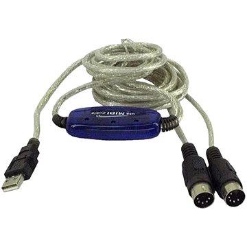 PremiumCord USB -> MIDI (8592220004866)
