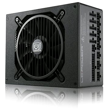 LC Power LC1200 V2.4 - Platinum Series - 1200W (4260070125171)