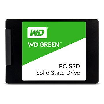 WD Green PC SSD 120GB 2.5 (WDS120G1G0A)