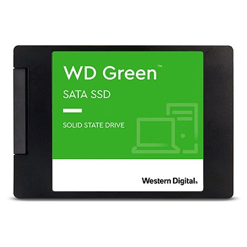 "WD Green 3D NAND SSD 120GB 2.5"" (WDS120G2G0A)"