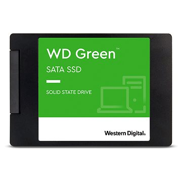 "WD Green 3D NAND SSD 480GB 2.5"" (WDS480G2G0A)"