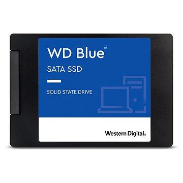 WD Blue 3D NAND SSD 500GB 2.5 (WDS500G2B0A)