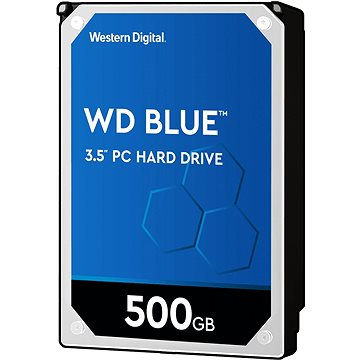 WD Blue 500GB 16MB cache (WD5000AAKX)