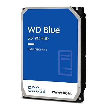 WD Blue 500GB (WD5000AZLX)
