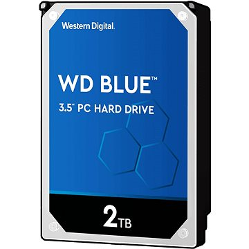 WD Blue 2TB (WD20EZRZ)