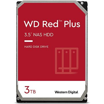 WD Red Plus 3TB (WD30EFRX)