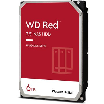 WD Red 6TB (WD60EFAX)