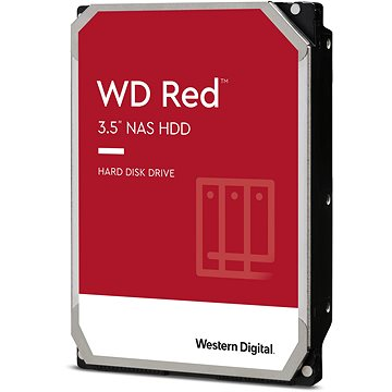 WD Red 10TB(WD101EFAX)