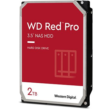 WD Red Pro 2TB (WD2002FFSX)