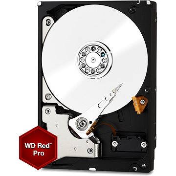 WD Red Pro 6TB 128MB cache (WD6001FFWX)