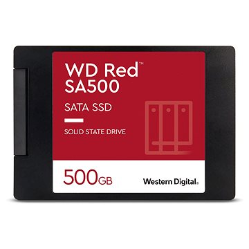 "WD Red SSD 500GB 2.5"" (WDS500G1R0A)"