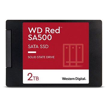 """WD Red SSD 2TB 2.5"""" (WDS200T1R0A)"""