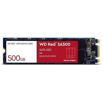 WD Red SSD 500GB M.2 2280 (WDS500G1R0B)