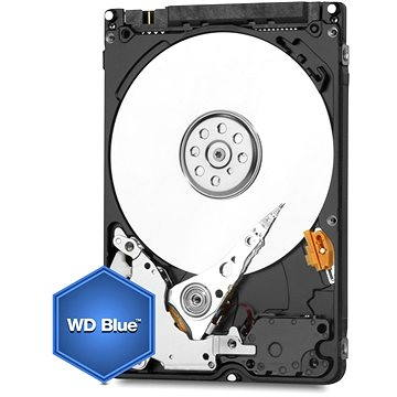 WD 2.5 Blue Mobile 750GB 8MB cache (WD7500BPVX)