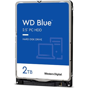 WD Blue Mobile 2TB (WD20SPZX)
